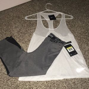 NWT Nike Set